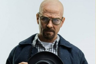 1/6th Scale Breaking Bad Heisenberg from threezero