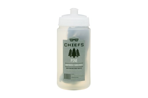 Chiefs Limited Pine Wash and Sunglasses