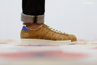 A Closer Look at the Union Los Angeles x adidas Consortium Superstar