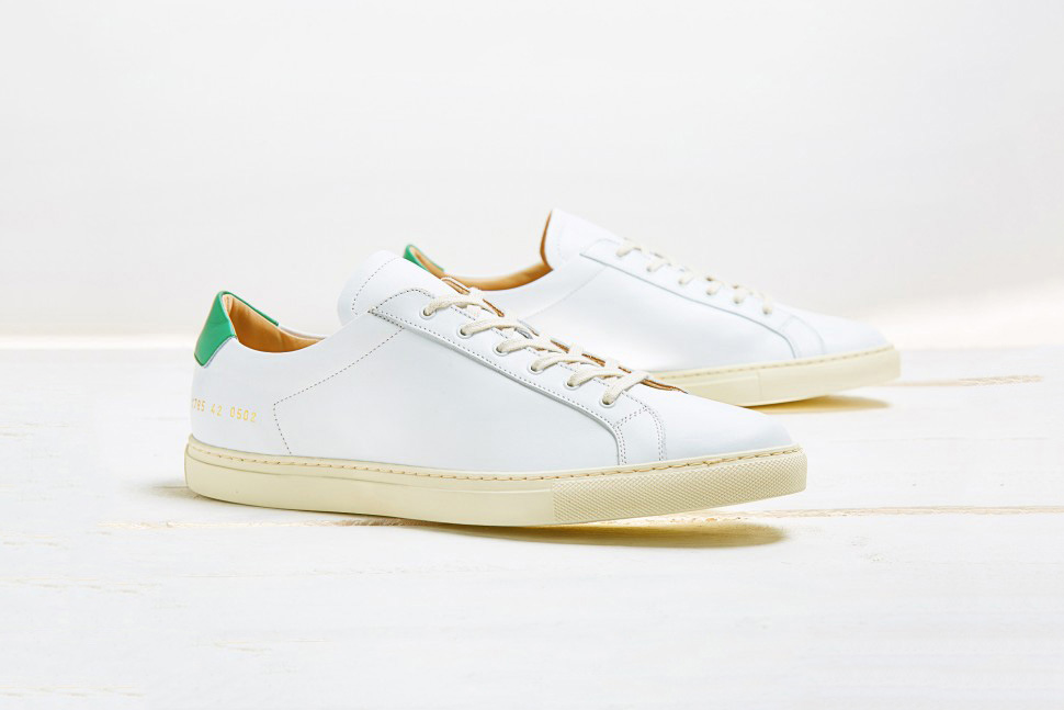 Common Projects 2015 Spring/Summer Collection