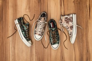 "Converse Chuck Taylor 1970 ""Floral"" Pack"