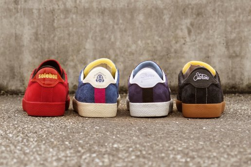 """Converse CONS Launches the """"Breakpoint"""" Pack with Four European Retailers"""