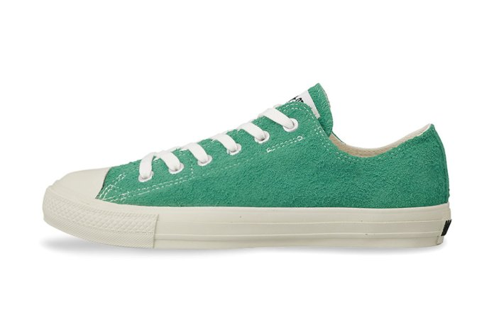 Converse Japan All Star Suede WornOut Slip OX