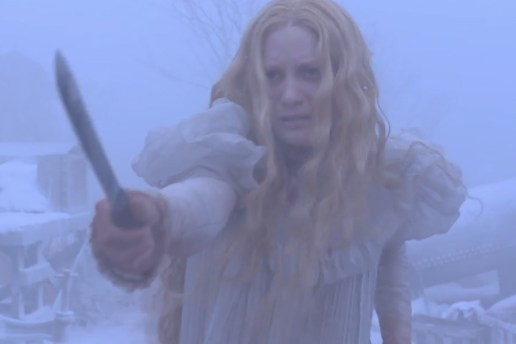Guillermo del Toro's 'Crimson Peak' Trailer Starring Tom Hiddleston and Jessica Chastain