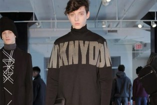 DKNY 2015 Fall/Winter Collection