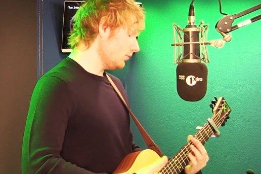 Ed Sheeran Covers O.T Genesis' CoCo