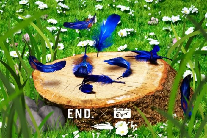 END. x Onituska Tiger 2015 Spring Teaser