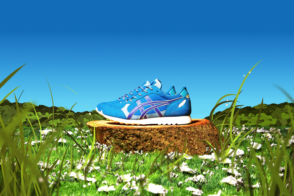 "END. x Onitsuka Tiger Colorado 85 ""Bluebird"""