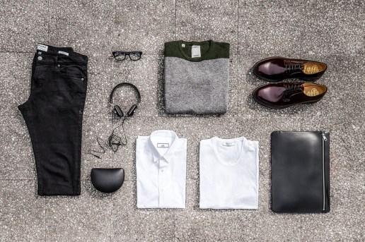 Essentials: Godfrey Gao for MR PORTER