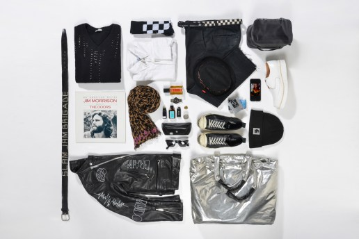 Essentials: Luca Benini of Slam Jam