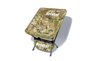 F.C.R.B. x Helinox 2015 Spring/Summer Camouflage Chair One