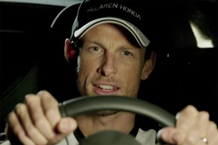 Fernando Alonso and Jenson Button Star in Back to the Future-Themed Video for McLaren-Honda