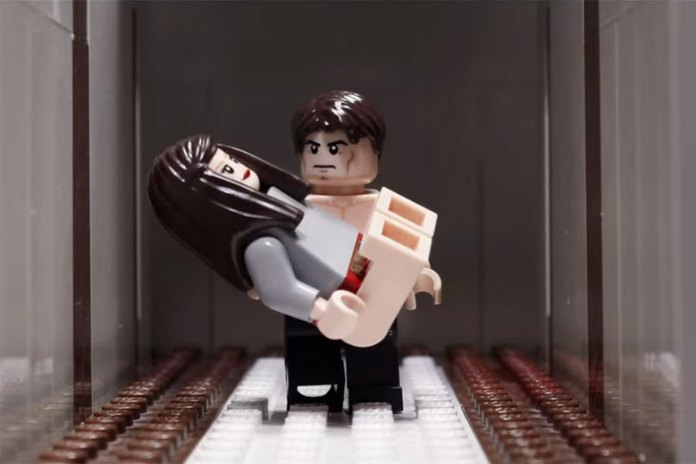 'Fifty Shades of Grey' Trailer Gets Remade in LEGO