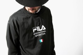 Fila x monkey time 2015 Spring/Summer Collection