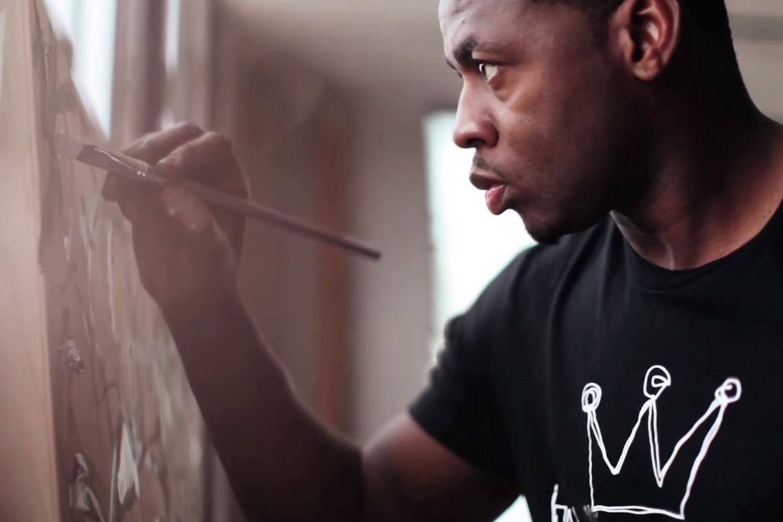Former NBA All-Star Desmond Mason Now a Successful Artist
