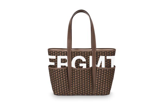 fragment design x Moynat Tote Bag