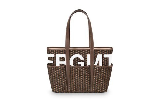 fragment design x Moynat Tote Bag