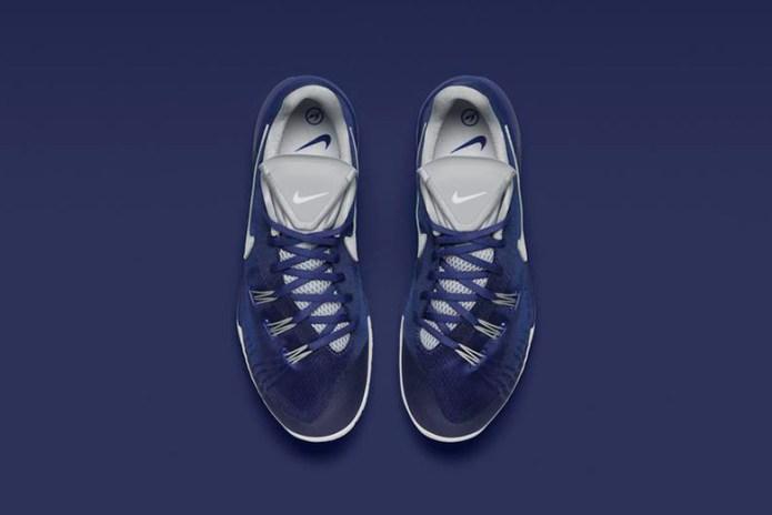 """fragment design x Nike Hyperchase """"Dark Obsidian"""""""