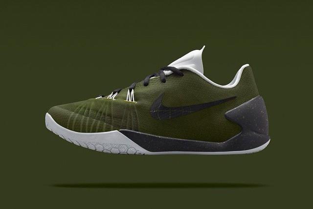 "fragment design x Nike Hyperchase ""Dark Loden"""