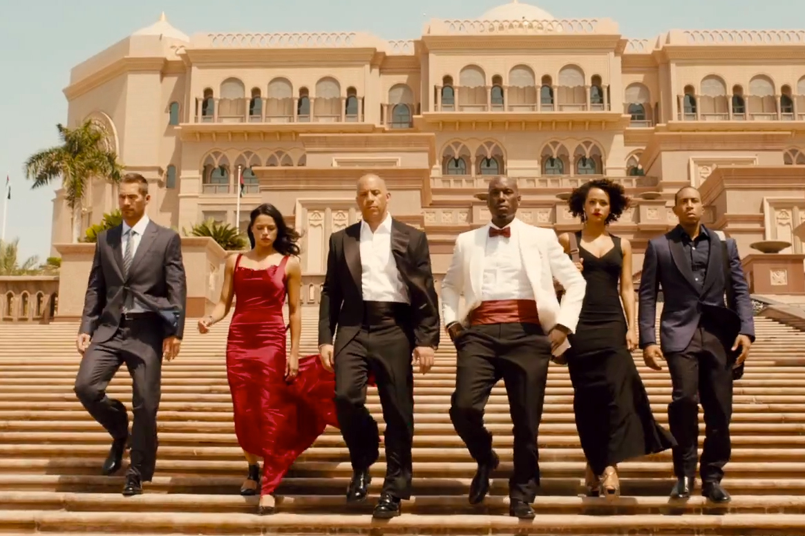 'Furious 7' Official Trailer #2