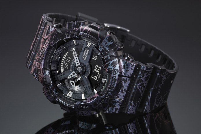 """G-Shock """"Polarized Marble"""" Collection"""