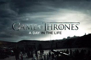 Game of Thrones Season 5: A Day in the Life