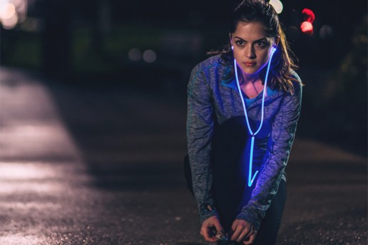 Glow: The First Smart Earphones with Laser Light