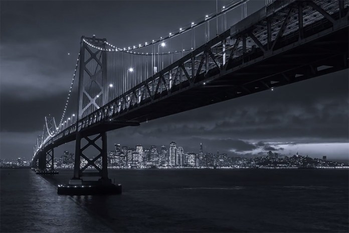 """Gotham City SF,"" A Timelapse Film by Toby Harriman"