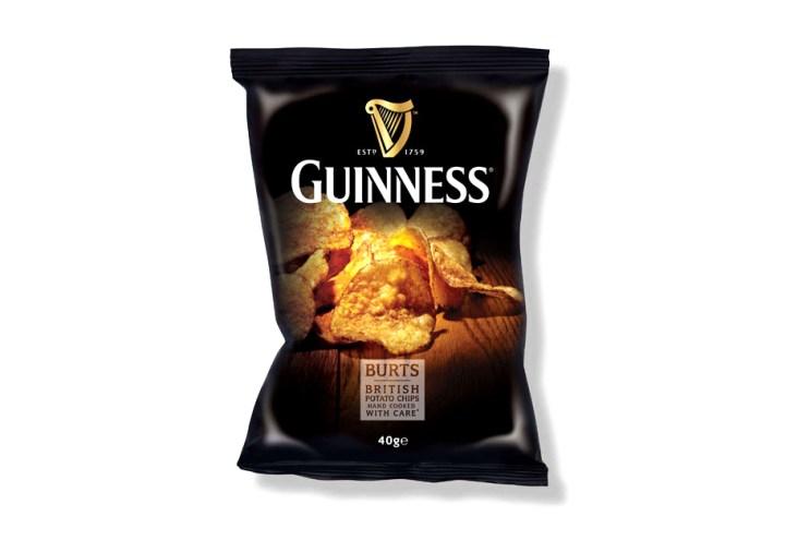 Guinness-Flavored Potato Chips