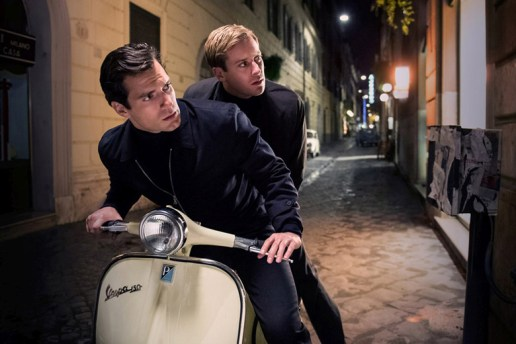 Guy Ritchie's 'The Man From U.N.C.L.E.' Official Trailer Starring Henry Cavill and Armie Hammer