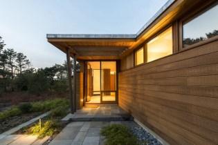 Hammer Architect's Massachusetts Long Dune Residence
