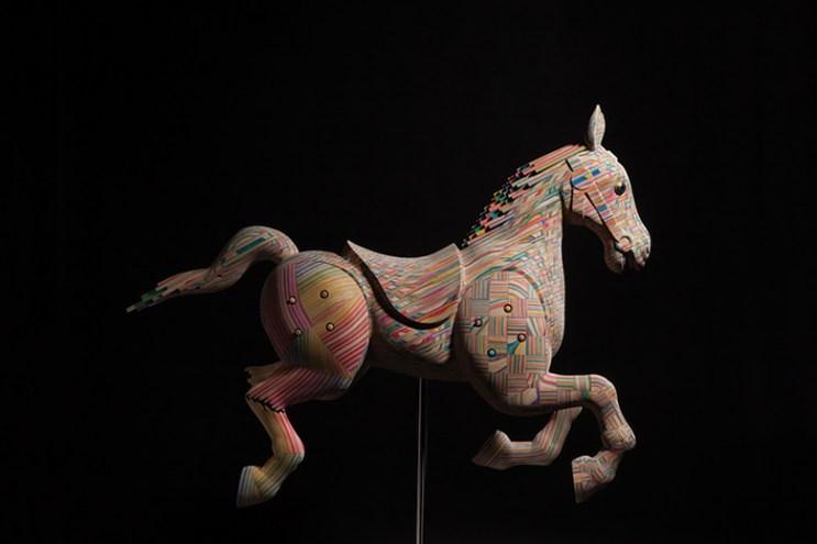 "Haroshi ""Still Pushing Despite the Odds"" Exhibition @ Jonathan LeVine Gallery"