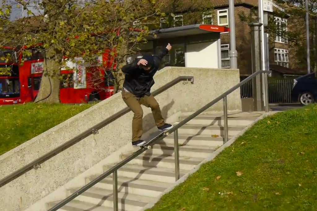 """Harry Lintell Drops Hammers for Volcom in """"True To This"""" Part"""