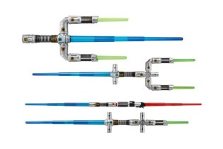 Hasbro May Have Teased New 'Star Wars VII' Lightsabers