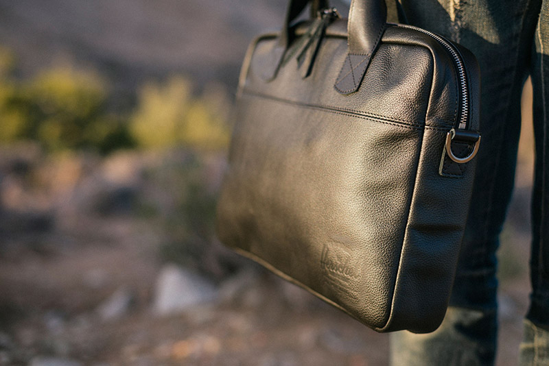 "Herschel Supply Co. 2015 Spring ""Bad Hills Workshop"" Collection"