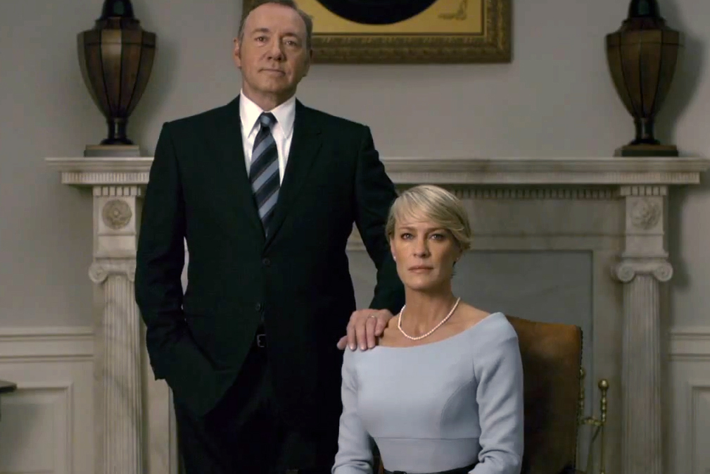 House of Cards: Season Three 30-Second Trailer