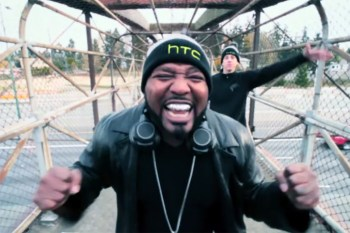 HTC Stirs Up a Rap Feud with Apple and Samsung