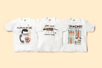 HUMAN MADE 2015 Spring/Summer T-Shirts