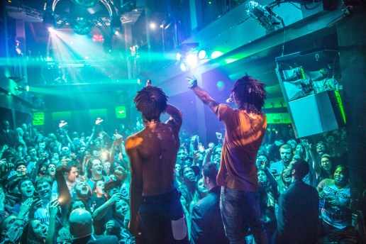 HYPEBEAST and Green Label Present: Green Label Live with Casey Veggies, Mano & Holt and Rae Sremmurd Recap