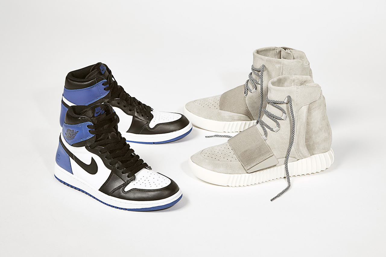 Win a Pack Featuring the Yeezy 750 Boost and fragment design x Air Jordan 1 with END. and HYPEBEAST