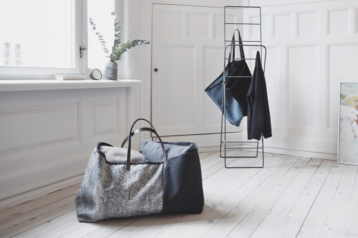 Iconic IKEA Tote Redesigned by Herman CPH