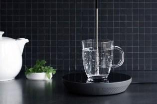 Innovative Kitchen Liquid Heating Appliance Miito