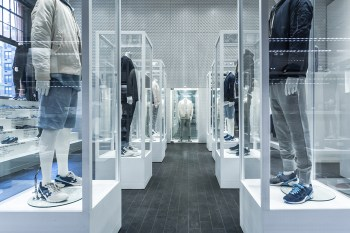 "Inside KITH's ""West Coast Project"" Installations"
