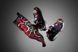 "INVINCIBLE x Reebok 2015 Instapump Fury OG  ""Grand Manege"""
