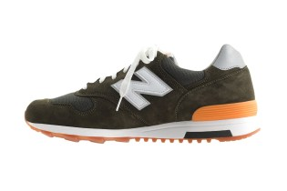 J.Crew Present a New Series of Once Japan-Exclusive New Balance 1400s