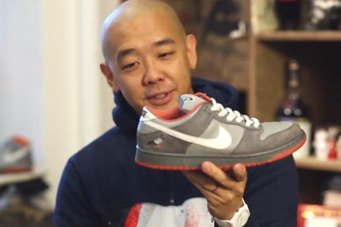jeffstaple Recalls the Nike Pigeon Dunk Frenzy