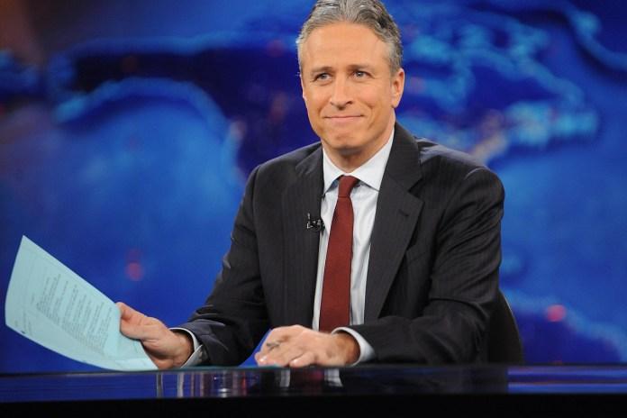 Jon Stewart Leaving 'The Daily Show'