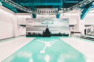 Jordan Brand Opens Pearl Pavilion for All-Star Weekend