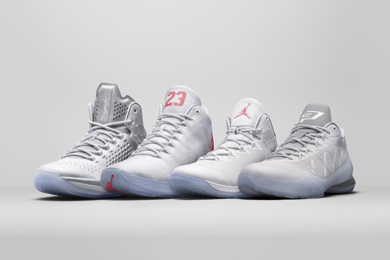 Jordan Brand Unveils Player-Exclusive Footwear for the All-Star Game