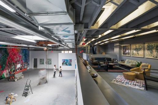 Jose Parla's Brooklyn Studio Designed by Snøhetta